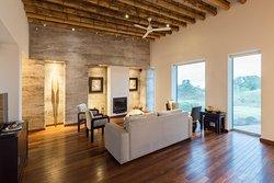 Lounge at Villa Tortuga