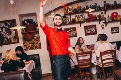 Ресторан Olio pizza на Бунина,35