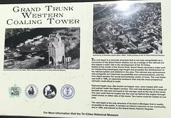"Description of the Coaling Tower (""Coal Tipple"") in Grand Haven"