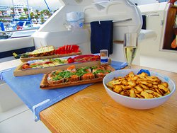 Blue boy private charters offer the perfect luxury charter on tenerife