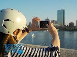 """Get your Segway#Selfieon w/the """"best way to see the city"""" - Boston's #1 tour on#TripAdvisor📷😃#Boston#Segway#Tours!www.bostonsegwaytours.net"""