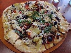 Great Vegan Pizza