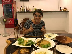 Customer they was enjoy with thier  food in ours Eating Place Restaurant. .