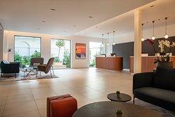 New Lobby & Reception areas
