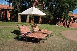 Skønt hotel i Zambia