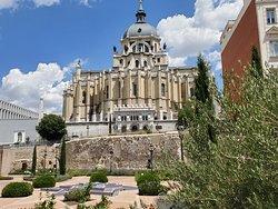 Al Mudena cathedral