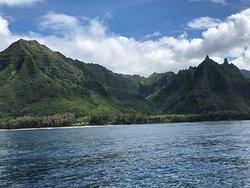 Maybe Pali Coast tour