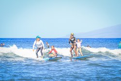 Maui Surfer Girls