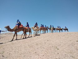 excursion Agafay desert