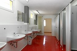 neue sanitäre Anlagen