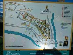 Plan de la citadele.