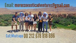 Morocco Exotic Adventures