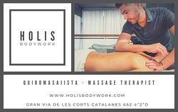 Holis Bodywork Massage Therapist