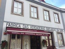 Fábrica das verdadeiras queijadas da Sapa em Sintra - Portugal.