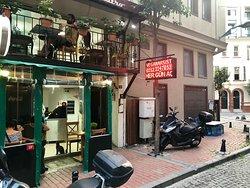 Super Vegan Turkish Food in Istanbul
