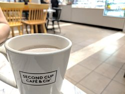 Second Cup Coffee Co. featuring Pinkberry Frozen Yogurt