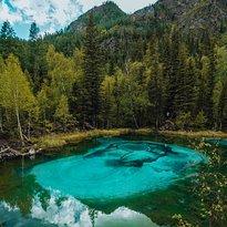 Geyser Lake