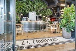 Entrée du Choupinet