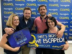 Clue HQ - Harrogate