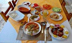 The Dinner.