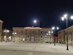 Piazza Garibaldi di Senigallia