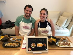 Private ramen & gyoza class!