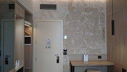 飯店單人房間