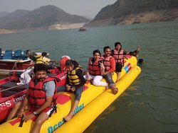 Tehri lake near Astraal resorts