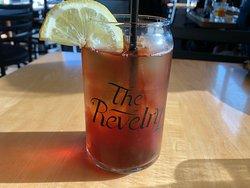 The Revelry - my iced tea