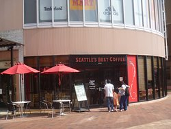 Seattle's Best Coffee Shop Sasebo