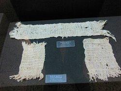 Algunos tejidos de algodón que sabían tejer por esas épocas
