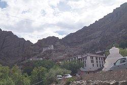 View of Hemis Monastery!