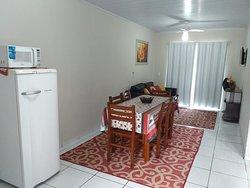 Apartamento de dois quartos Nº 2.