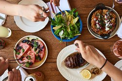 Worthwild American Sharable Small  Plates