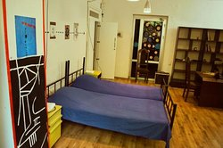 Jesse Tsin's Large Two Bed Room