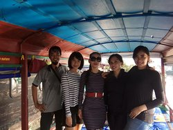 Tour with Indonesian artists