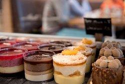 Feinste Desserts des preisgekrönten Patissier Andreas Acherer
