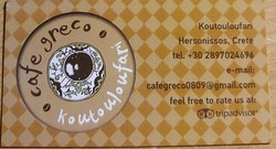 Our new business card!!