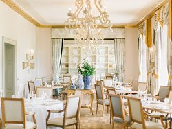 Piano Nobile Restaurant at Chateau Mcely