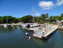 Lanai Harbour