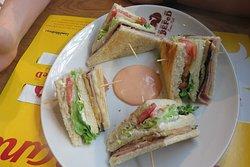 Club Sandwich befed