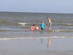 Low tide awesomeness