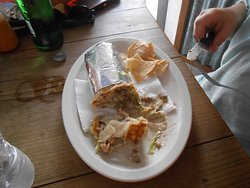 Crazy King Burrito, Cozumel Mexico