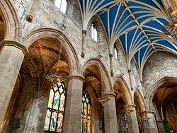 Belle cathédrale anglicane