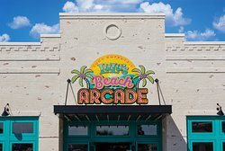 LuLu's Beach Arcade at The Barefoot Landing in North Myrtle Beach, South Carolina is the place to be!