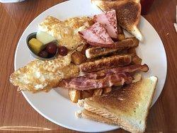Loggers Breakfast