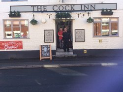 A couple of pictures from the cockinn