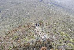 Kilimanjaro climbing