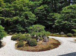 Manshuin Garden