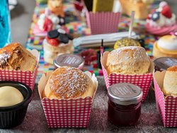 Mary Quant Afternoon Tea at The Pelham London at £40 per person